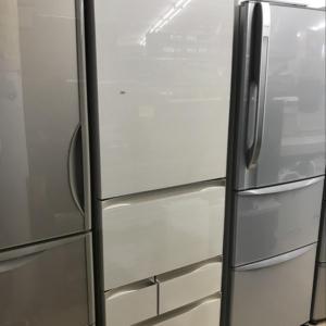 東芝 GR‐R470GW(ZC)5ドア冷蔵庫   470リッター 2019年製 買取金額 45,000円