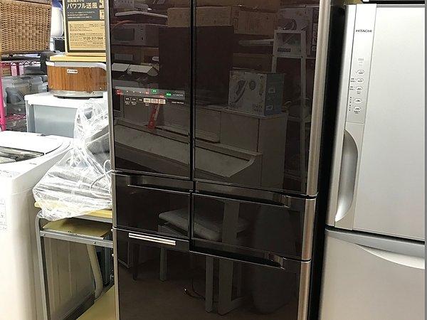 速報!大型冷蔵庫!!高価買取致します!の画像