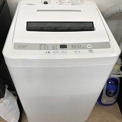 洗濯機がなんと9,980円!のイメージ