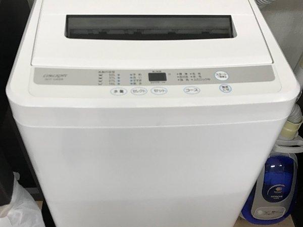 洗濯機がなんと9,980円!の画像