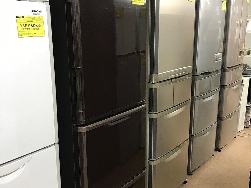 大型冷蔵庫【高価買取中!】