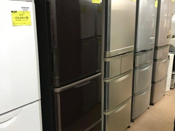 冷蔵庫!!! 高価買取中です!!! 小型冷蔵庫から大型冷蔵庫まで!!!の画像