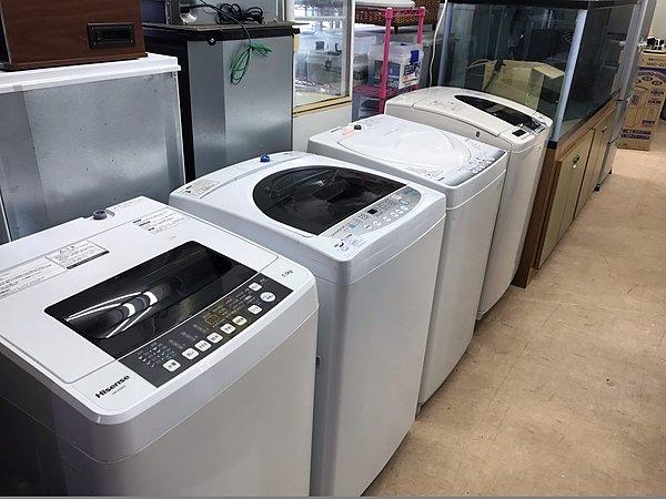 洗濯機買取します!!! 高価買取!!!の画像