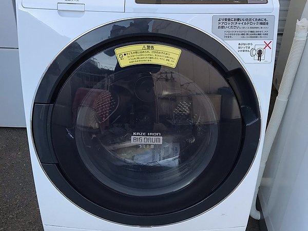 洗濯機買取します!!! 特にドラム式洗濯機高価買取中!!!の画像
