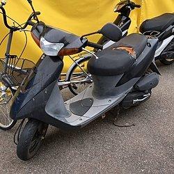 50ccバイク買取しました!!!のイメージ