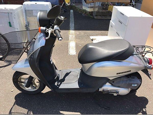 バイク買取します!!! 特に原付バイク買取しますの画像