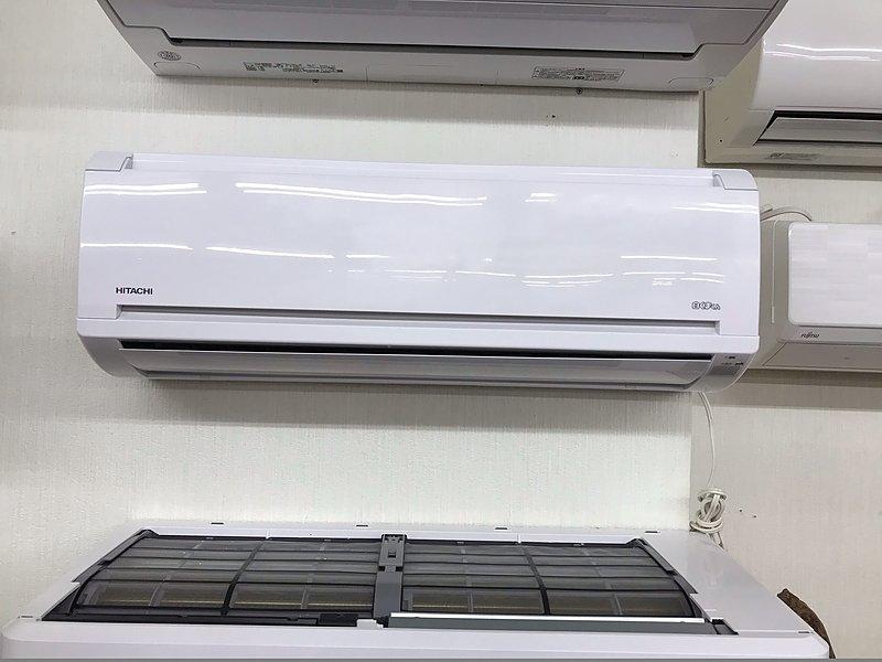 宮崎市で日立 RASーAJ22F 2016年製 冷暖房エアコン 12,000円で買取しました!!!