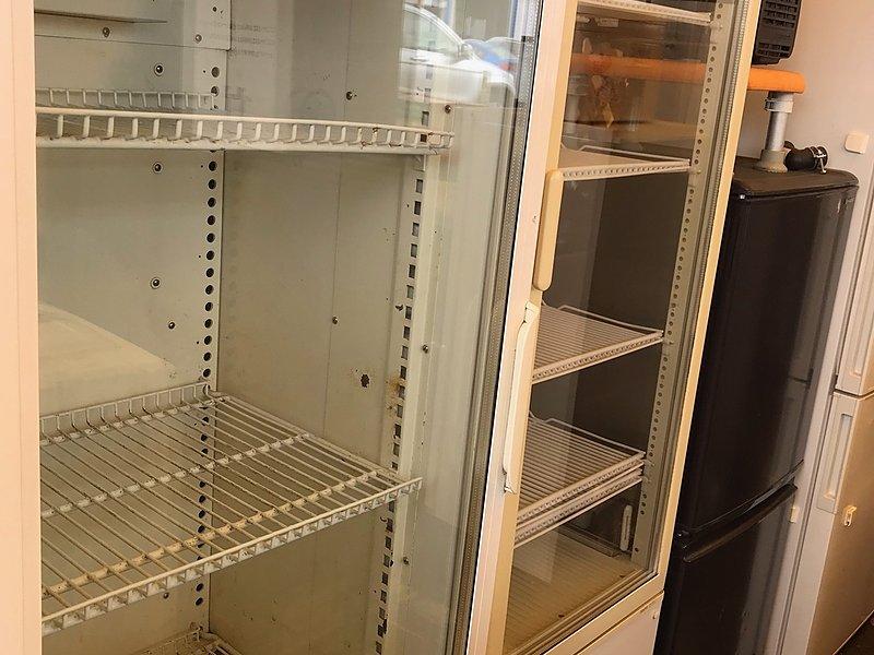 冷蔵ショーケース買取しました!!!
