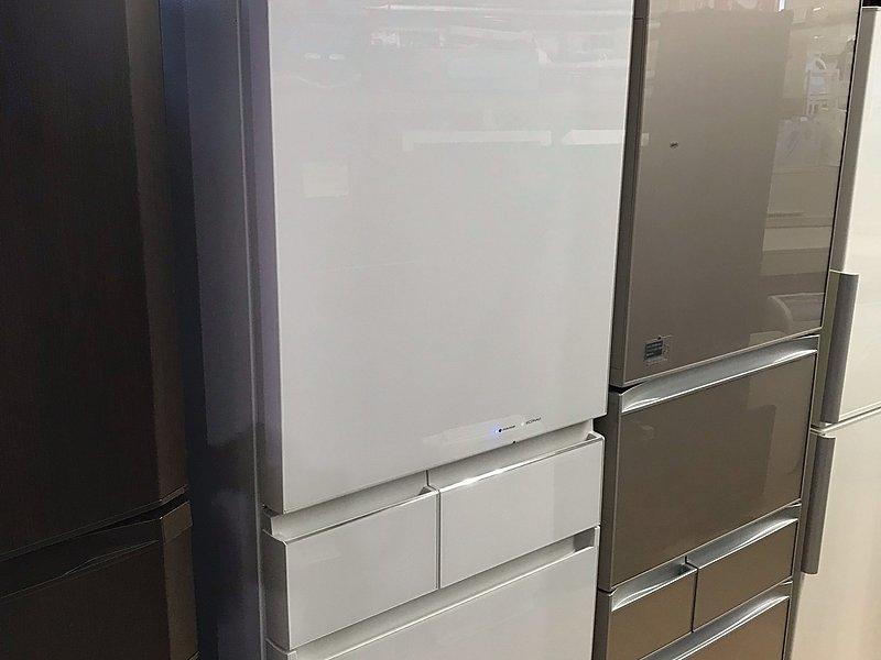 冷蔵庫出張買取しました。